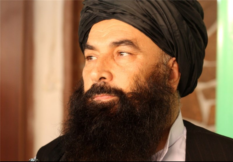 سید اکبر آغا وزیر دادگستری سابق طالبان