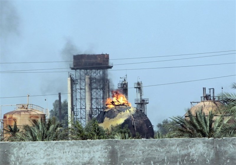 Suicide Attacks at Factory North of Baghdad Kill 11: Police Sources