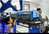 نمایشگاه بینالمللی حمل ونقل و لجستیک افتتاح شد