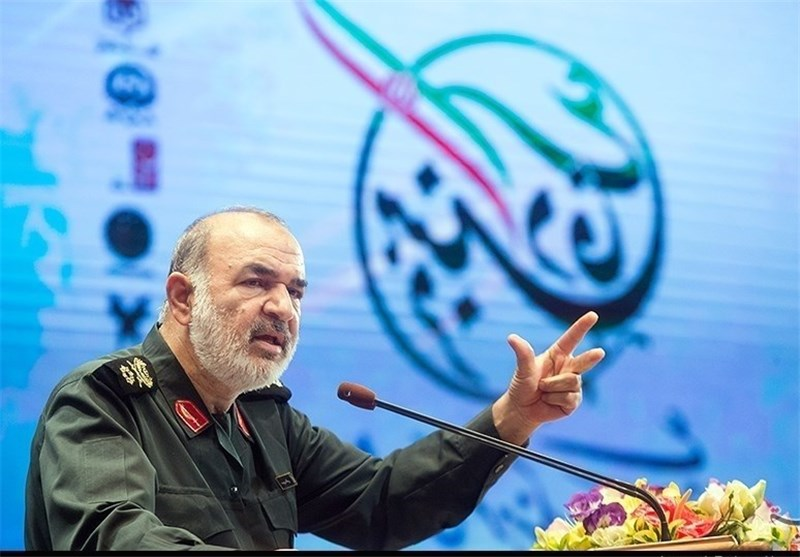 IRGC Commander Vows Crushing Response to Any Military Move by Enemies