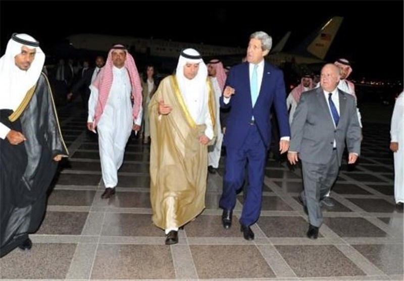 Kerry meets Saudi King to Discuss Syria before Vienna Talks