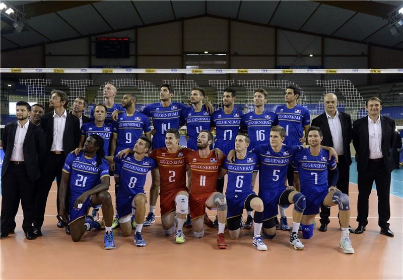 والیبال فرانسه