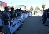 توافق رهبران جنبش روشنایی با حکومت وحدت ملی افغانستان برای لغو تظاهرات امروز
