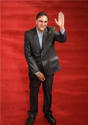 ورود حسن فتحی کارگردان سریال شهرزاد به جشن پایانی
