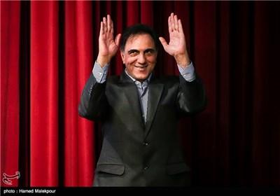 حسن فتحی کارگردان سریال شهرزاد در جشن پایان سریال