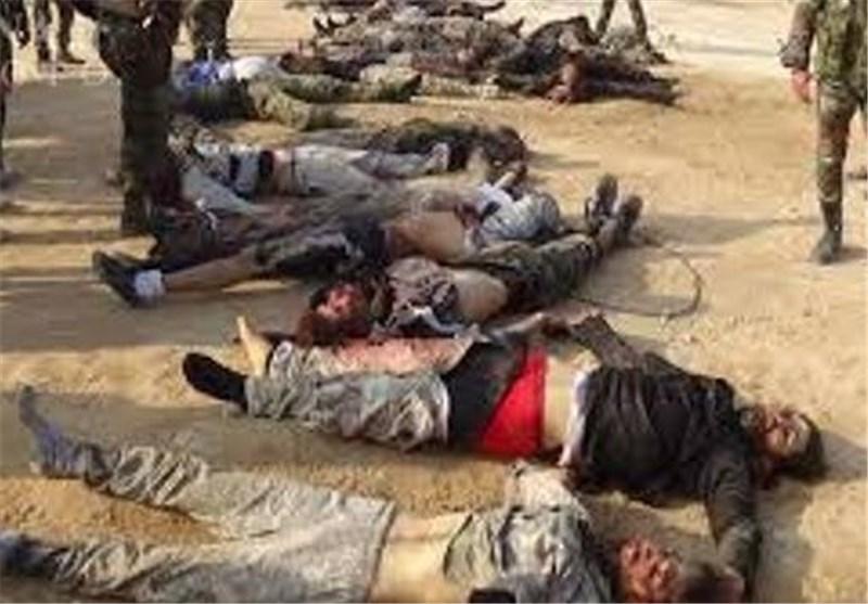 تروریستهای کشته شده در سوریه