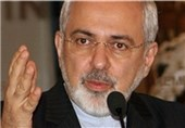 ظریف: سنعلق تنفیذ الاتفاق النووی فی حال تمدید العقوبات الأمریکیة