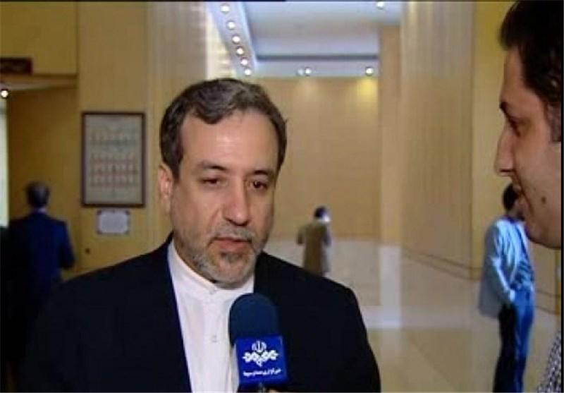 الدکتور عراقجی : مجلس الشورى الإسلامی وجه رسالة قویة وشدیدة اللهجة إلى الادارة الأمریکیة