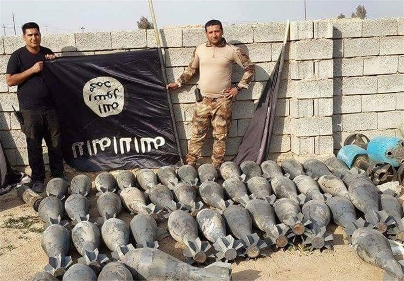 تسلیحات داعشی