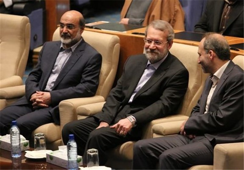 لاریجانی، سرافراز، علی عسکری