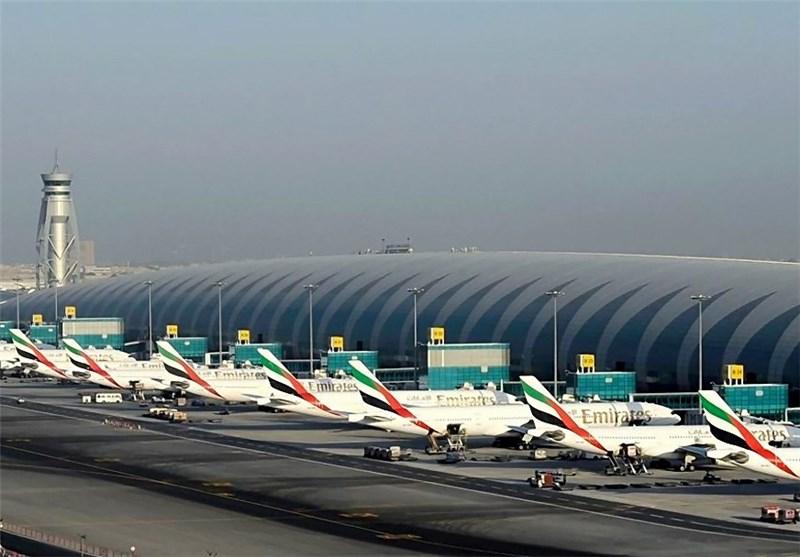 مطار دبی