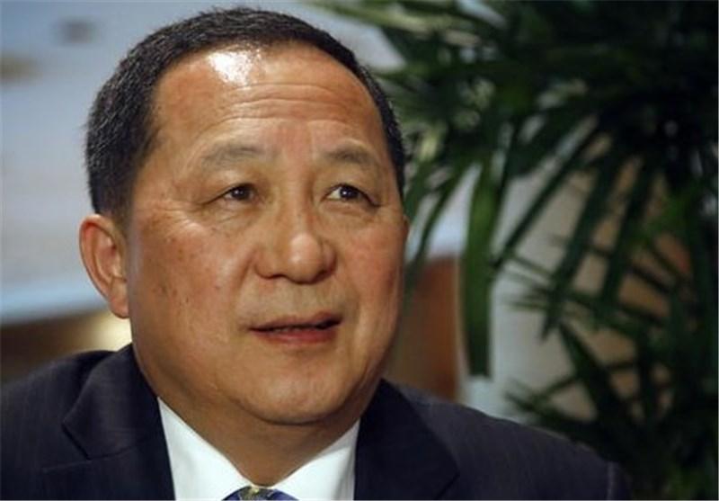 وزیر خارجه کره شمالی
