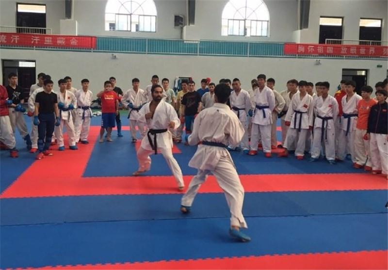 مسئولان کاراته چین به سراغ مربیانی با دستمزد کمتر رفتند