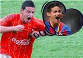 خامس و رؤیای بازی در بارسلونا