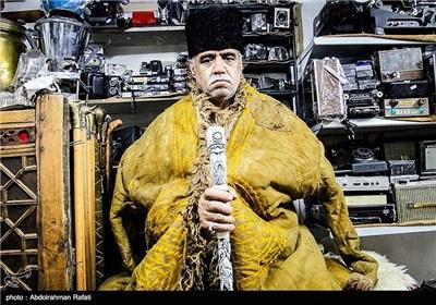 موزه خانگی آقای غلامی - همدان