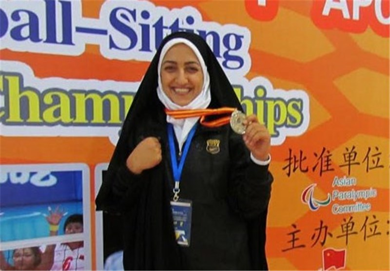 Iran's Shot Putter Kordestani Claims Gold at Asian Para Games