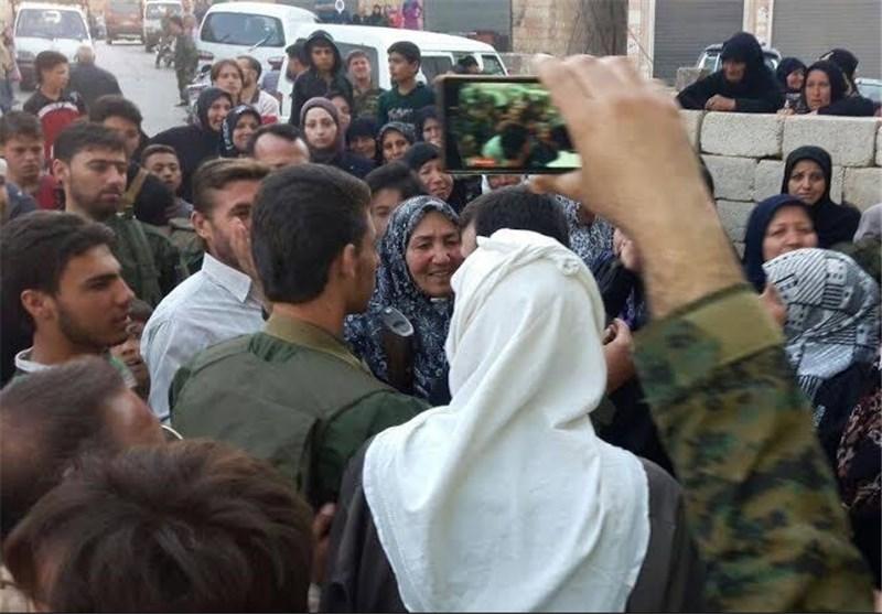 تبادل اسرا بین ارتش سوریه و گروههای مسلح