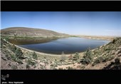 غار موزدوران و دریاچه بزنگان در سرخس