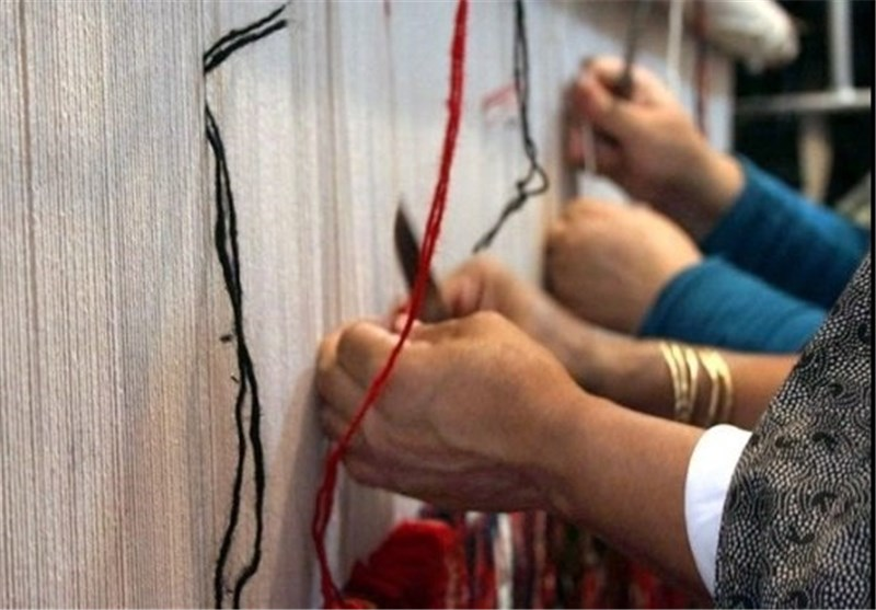 زمینه اشتغال 1000 نفر در حوزه صنعت فرش در خلخال فراهم میشود