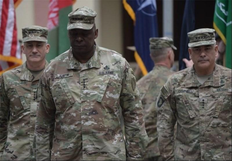 فرماندهان نظامی آمریکا