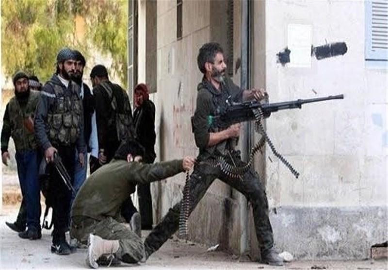 تروریستها در سوریه