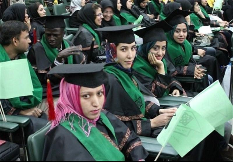 دانشآموختگان غیرایرانی