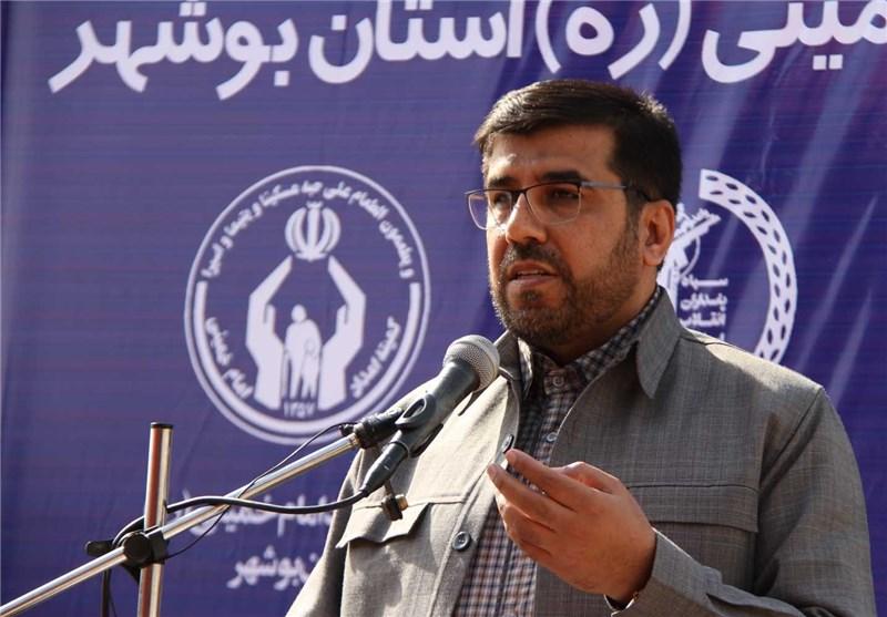 20 درصد از جمعیت تحت حمایت کمیته امداد استان بوشهر صاحب شغل شدند