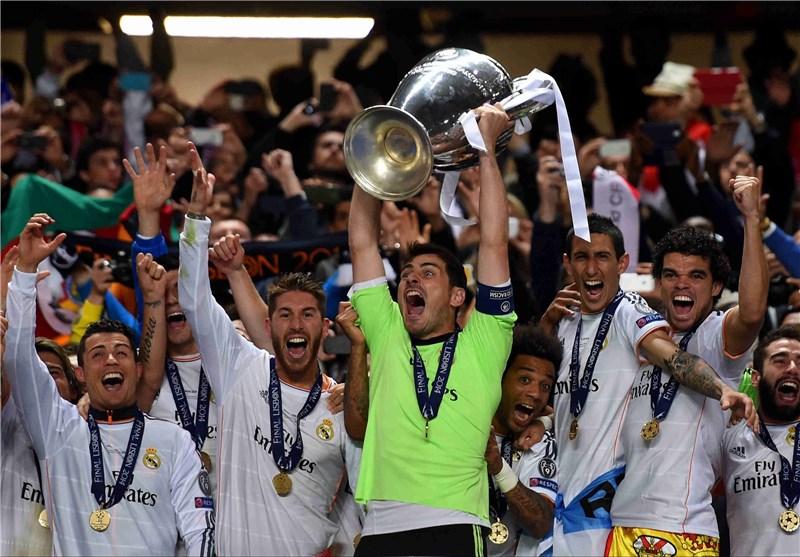 قهرمانی رئالماردید در لیگ قهرمانان اروپا 2014