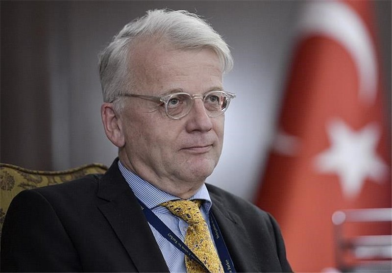 EU Envoy to Turkey Resigns: EU Delegation Official