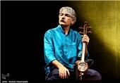 کنسرت کیهان کلهر در گرگان