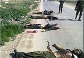 کشته شدن 11 تروریست به دست نیروهای ارتش سوریه در حماه