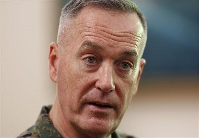 ابقای دانفورد در سمت ریاست ستاد مشترک ارتش آمریکا