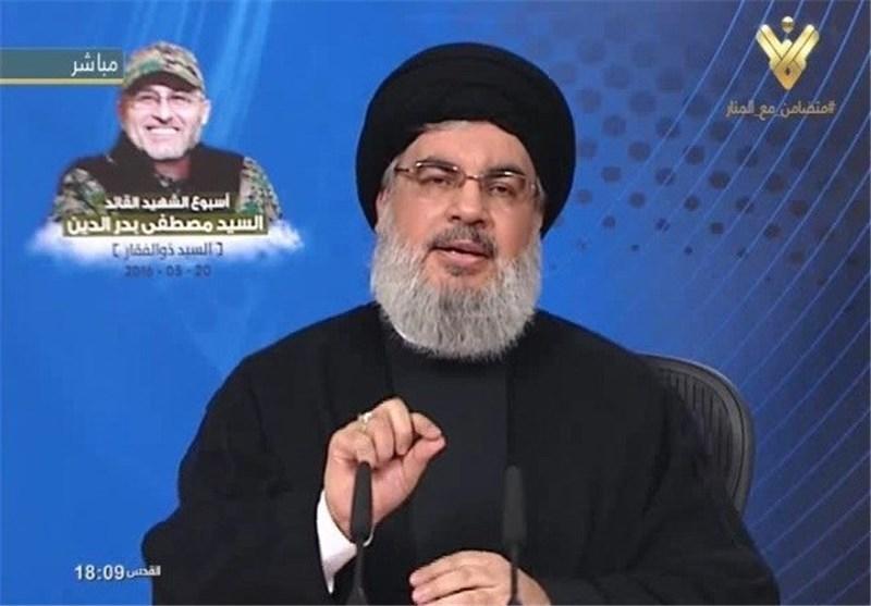 Nasrallah Says US Sanctions Have No Impact on Hezbollah