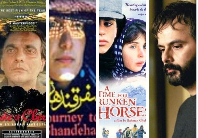 فیلمهای جشنواره کن