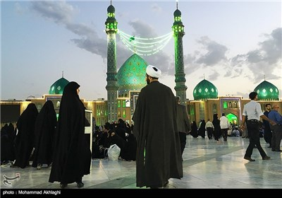 Jamkaran Mosque ahead of Imam Mahdi (AS) Birth Anniversary