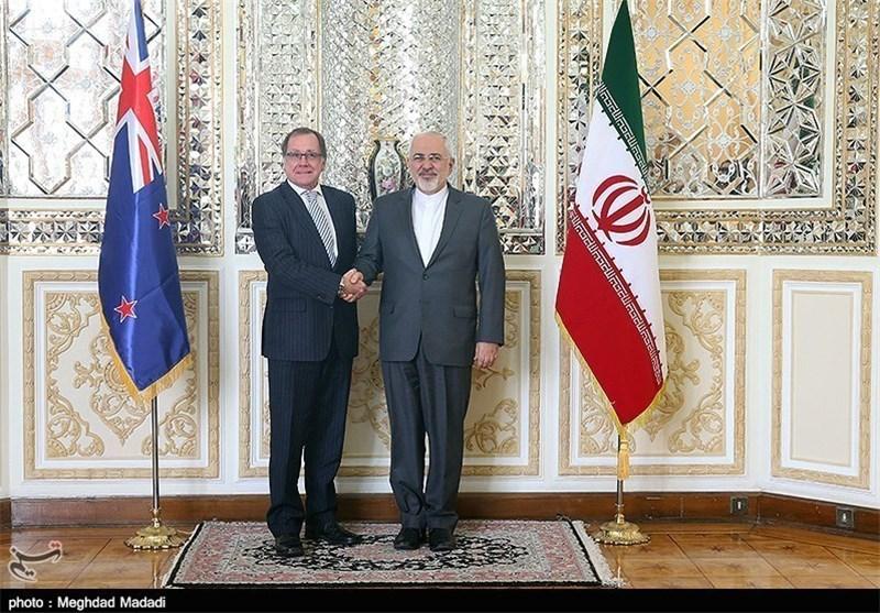 New Zealand FM Calls for Closer Tehran-Wellington Ties
