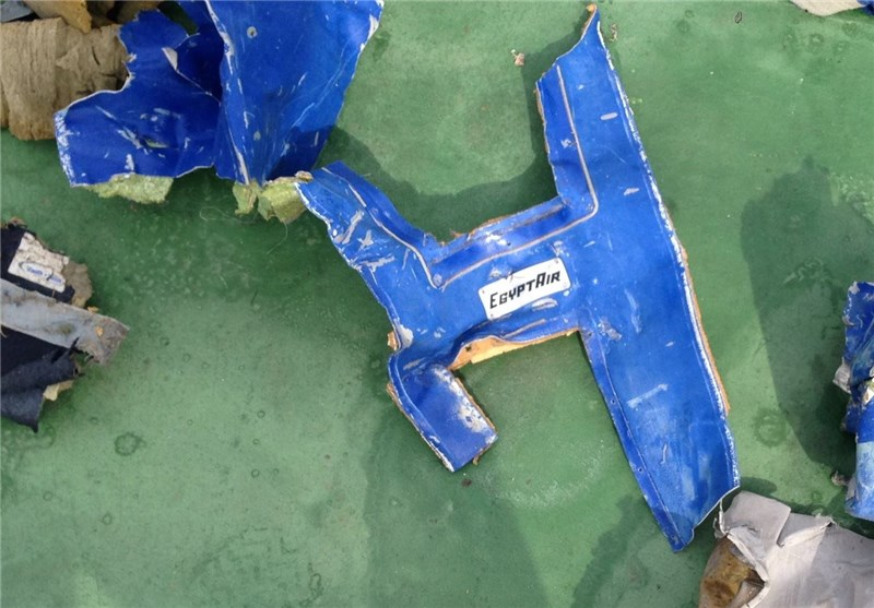 1st Images of EgyptAir Wreckage Released (+Photos, Video)