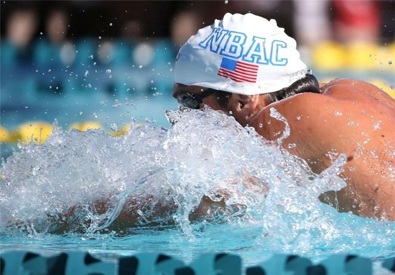 شنای آمریکا