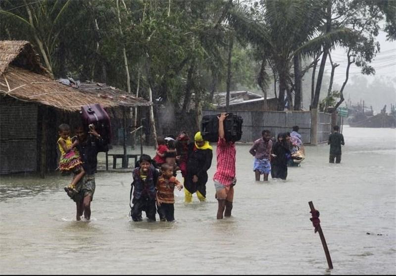 طوفان بنگلادش