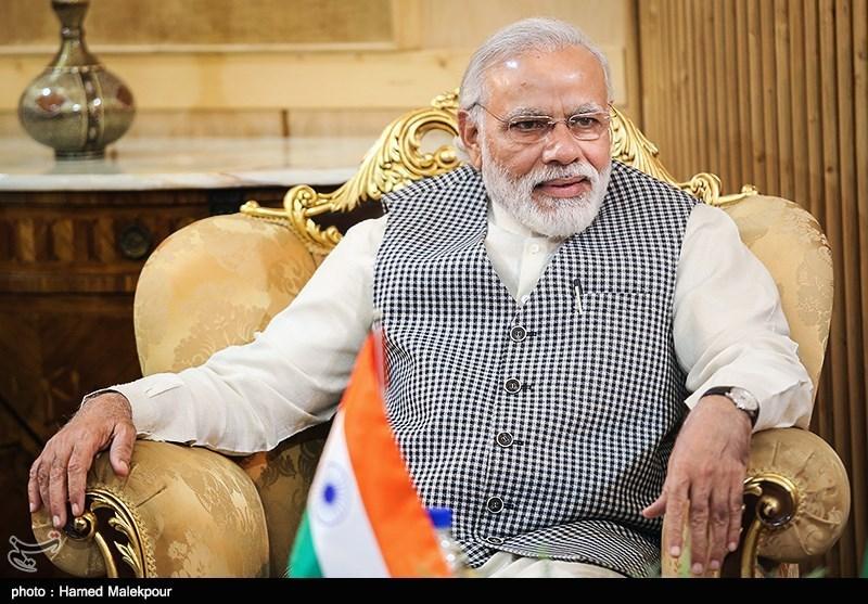ورود نخست وزیر هند به تهران
