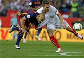 بارسلونا دومین جام فصلش را تصاحب کرد