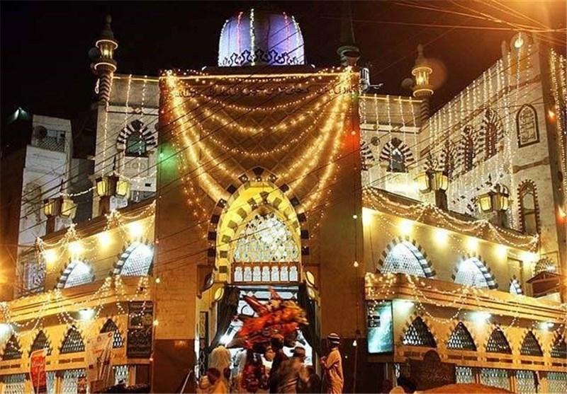 شب برات در پاکستان1