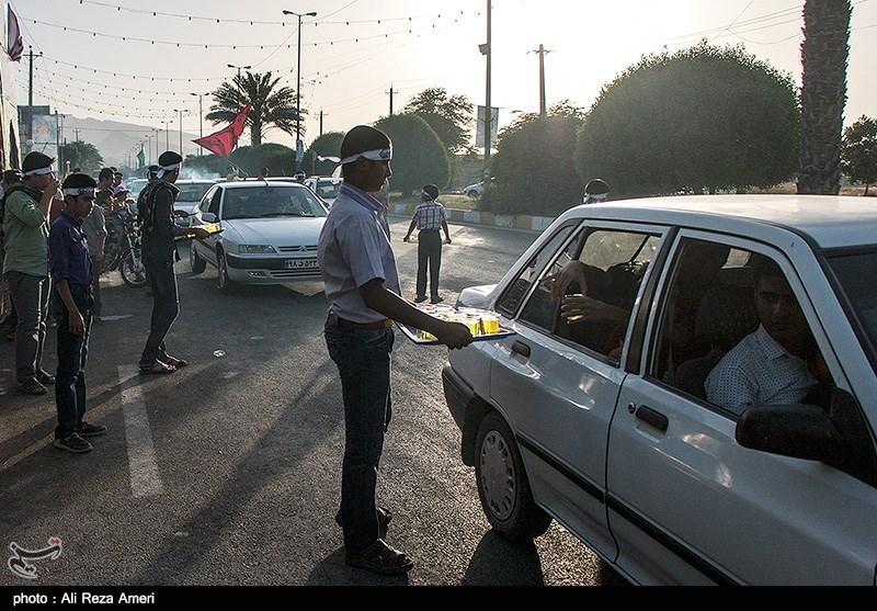 برپایی ایستگاههای صلواتی در سطح تهران به مناسبت عید غدیر