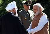 مذاکرات نفتی ایران و هند با حضور روحانی و زنگنه