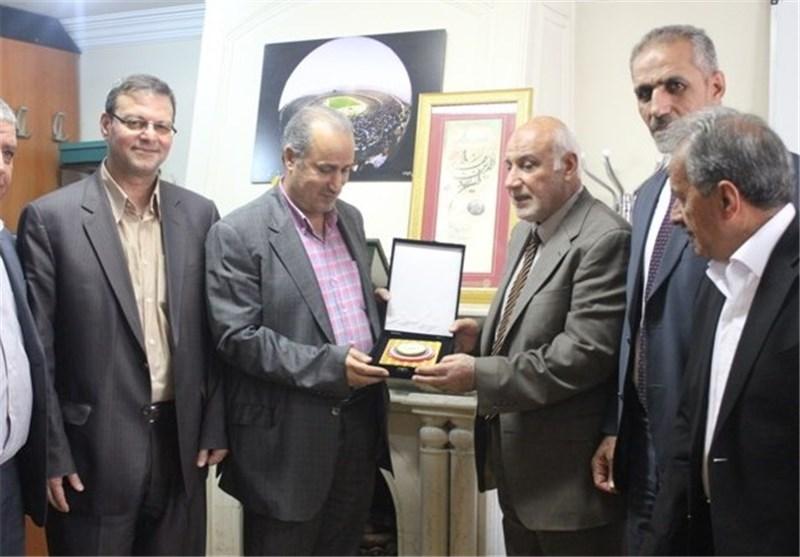 ابراز امیدواری مسئولان فدراسیون عراق برای صعود به جام جهانی با کمک ایران