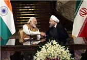 ایران و هند 12 سند و موافقتنامه همکاری امضا کردند