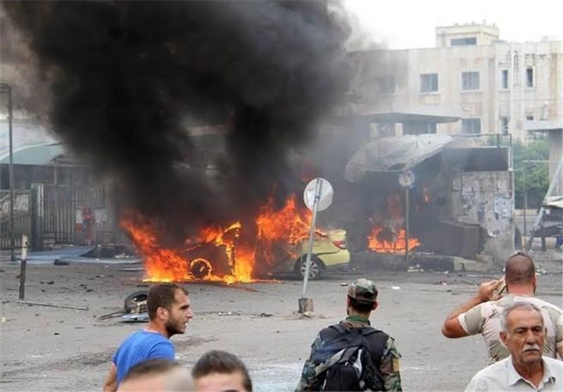 انفجارهای سوریه