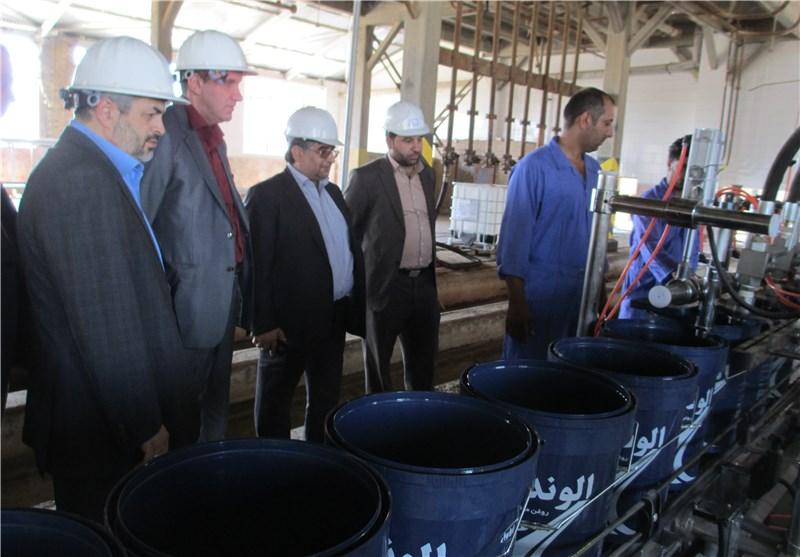 شرکت نفت ایرانول آبادان مدیرعامل شرکت ایرانول