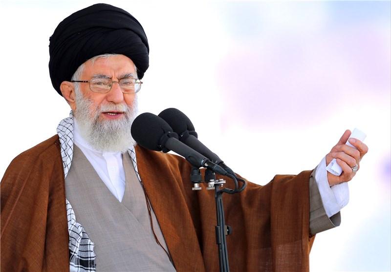 امام خامنهای رهبر انقلاب رهبری