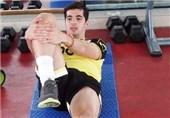 کار با وزنه و اضافه شدن 3 بازیکن به تمرینات ملیپوشان
